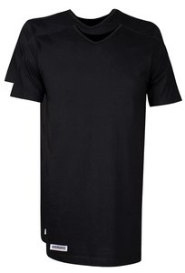 Bastiaano EXTRA lang T-shirt normale pasvorm
